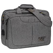 کیف و کوله لپ تاپ سه کاره کاترپیلار کد 470 مناسب برای لپ تاپ 15.6 اینچی