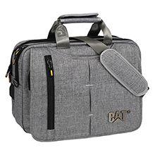 کیف و کوله پشتی لپ تاپ سه کاره CAT مدل 1877 مناسب لپ تاپ 15.6 اینچ