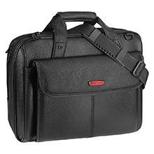 کیف لپ تاپ چرم مصنوعی پیرگاردین مدل 2064