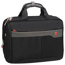 کیف دستی لپ تاپ Lubin مدل 16362 با ضربه گیر لپ تاپ 14 اینچی