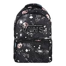 کوله پشتی اسپرت مدرسه ای کهکشانی VANS مدل SH18