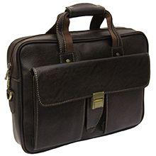 کیف اداری طرح چرم و لپ تاپی کد B3