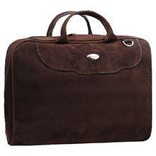 کیف اداری مردانه P9-11 با ضربه گیر لپ تاپ 15.6 اینچی