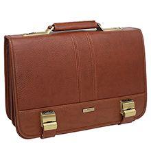 کیف اداری طرح چرم مردانه مدل 2702A