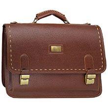 کیف اداری مردانه چرم مصنوعی کد 16512