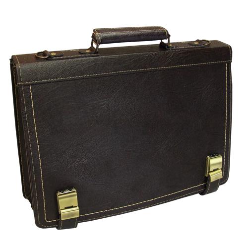 کیف اداری طرح چرم مدل TCH301