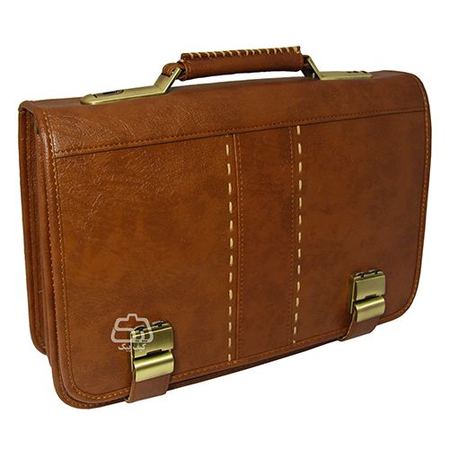 کیف چرم مردانه اداری مدل TCH312