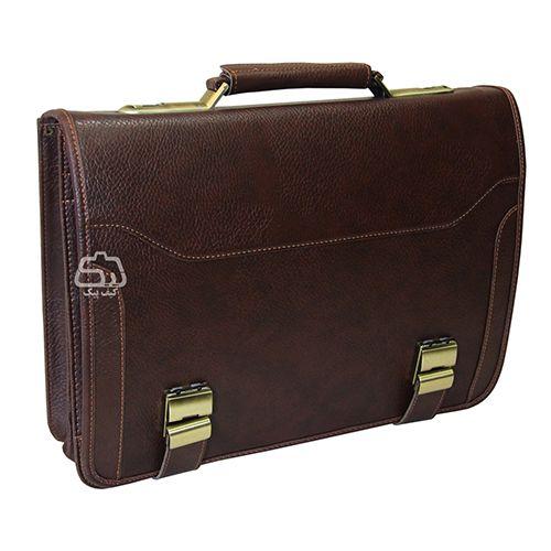 کیف چرم اداری مصنوعی مدل TCH321