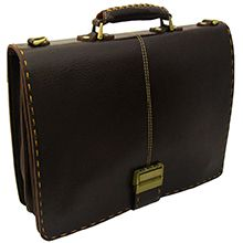 کیف چرم دست دوز مردانه کد CH102