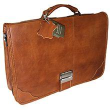 کیف چرم مردانه دست دوز ارس چرم کد CH104