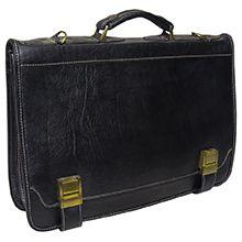 کیف چرم طبیعی مردانه کد CH105 دست دوز ارس چرم