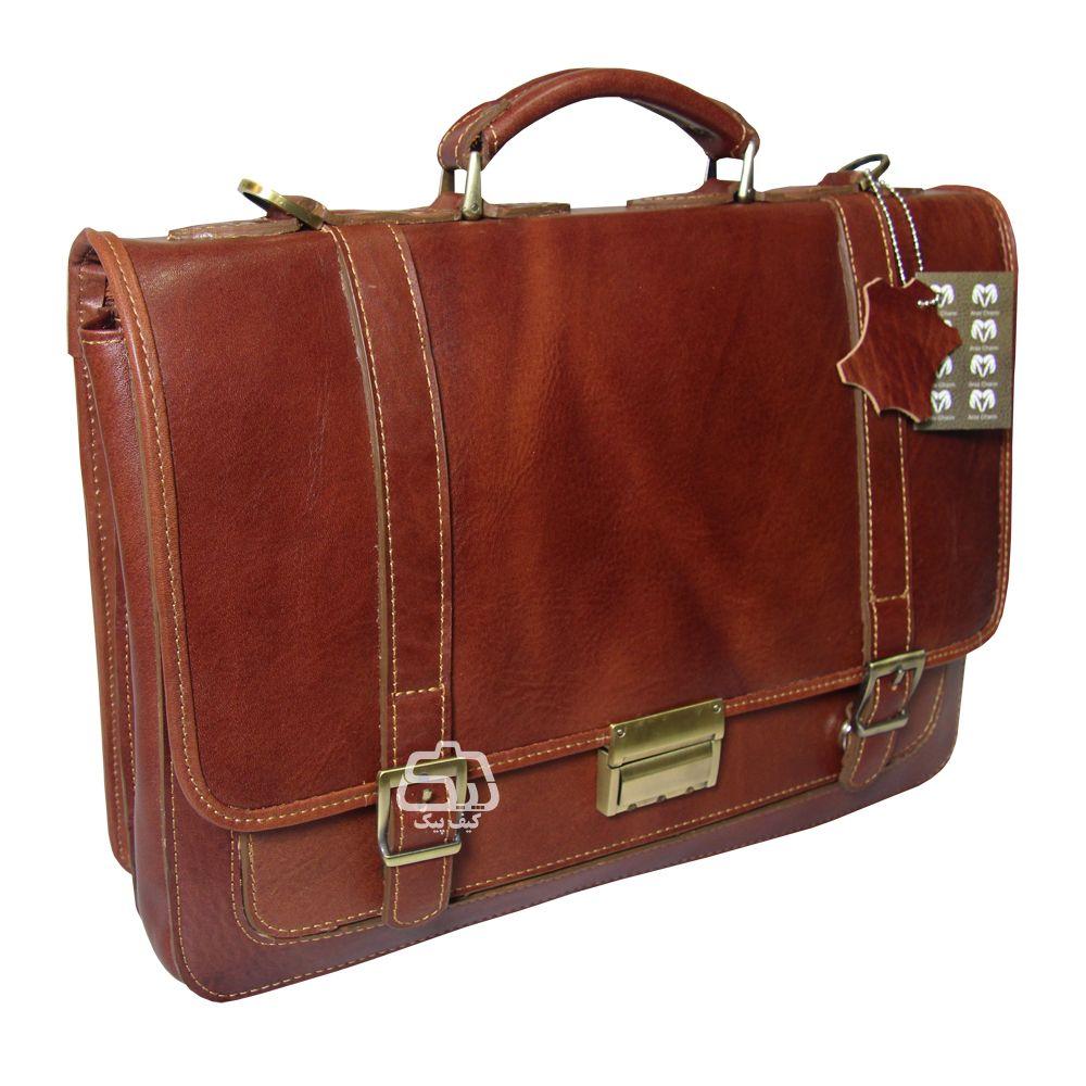 عکس کیف چرم ارس چرم
