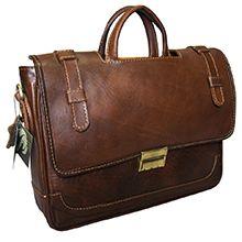 کیف چرم مردانه دست دوز ارس چرم مدل CH109