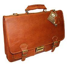 کیف چرم طبیعی مردانه ارس چرم مدل CH110