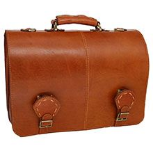 کیف چرم طبیعی مردانه مدل CH 114