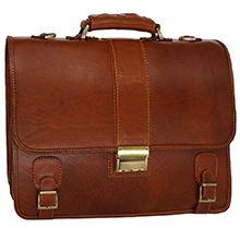 کیف دستی چرم مدل CH117