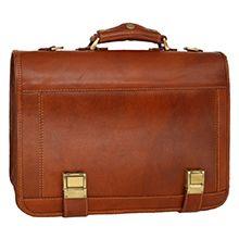 کیف اداری چرم طبیعی مدل CH118