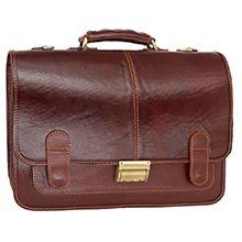 کیف چرم اداری مردانه مدل CH119