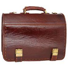 کیف مردانه چرمی دست دوز مدل CH121