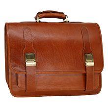 کیف چرم طبیعی دست دوز مدل CH123