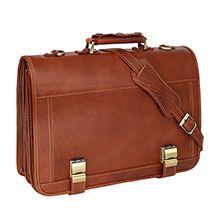 کیف چرم طبیعی اداری کد 2726D دستدوز