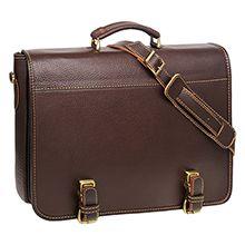 کیف اداری مردانه چرم طبیعی مدل CA1