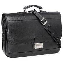 کیف اداری چرم طبیعی کد CT1