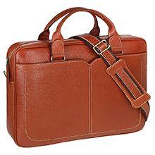 کیف اداری چرم طبیعی دست دوز مدل CA5