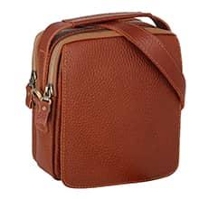کیف چرمی رو دوشی اسپرت مدل CA87