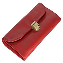 کیف پول زنانه چرم KPP1