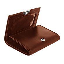 کیف پول مردانه چرم طبیعی کد CA220