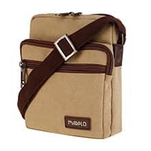 کیف رو دوشی MARPLO مدل MPO-35 اسپرت کتان