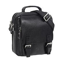 کیف دوشی چرم طبیعی مدل CGS15