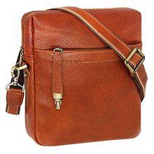 کیف دوشی مردانه چرم تک بند DC1
