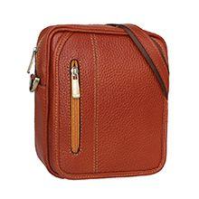 کیف رو دوشی چرم مردانه اسپرت مدل CA72