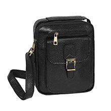 کیف چرمی رو دوشی مردانه مدل 2586