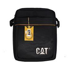 کیف دوشی مردانه CAT برزنتی مدل DO814