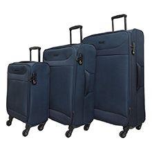 مجموعه سه عددی چمدان مسافرتی FANTANA مدل F70 چهارچرخ