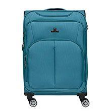چمدان برزنتی مسافرتی سایز بزرگ BELMONTE مدل BL69 چرخدار