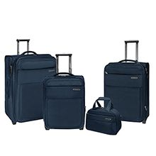 ست 4 تکه چمدان مسافرتی مارک Benetton مدل 187
