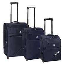 مجموعه سه عددی چمدان مسافرتی چرخدار مارک Venis کد 185