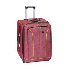 چمدان مسافرتی چرخدار دسته تراول دار سایز متوسط مدل CM100-M