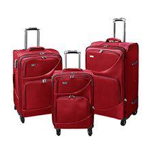 مجموعه سه عددی چمدان مارک Kamel مدل 765