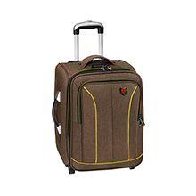 چمدان مسافرتی چرخدار دسته تراول دار سایز کوچک مدل CM100-S