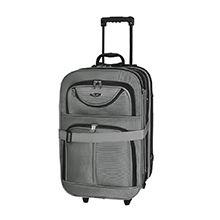 چمدان چرخدار مسافرتی سایز متوسط مدل 954CM