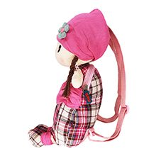 کیف کوله عروسکی مهد کودک HWD مدل AMB3