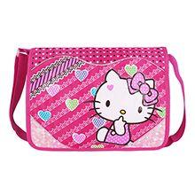 کیف مدرسه دوشی دخترنه Kitty مدل DGMB10