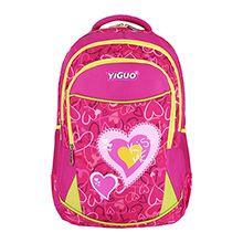کیف مدرسه دخترانه Yiguo مدل YGB70