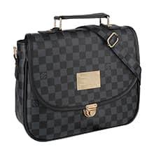 کیف دوشی زنانه چرم مصنوعی لویس ویتون مدل LV13